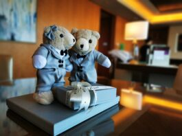 St. Regis Macao Welcome Gift